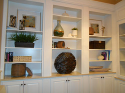 Spectacular shelving and staging