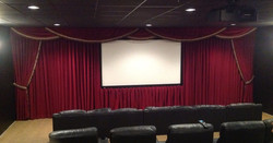 Deluxe home theater