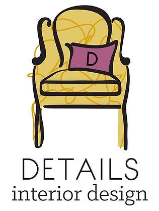 Details Interior Design logo