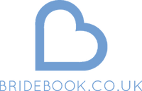 Bridebook.co.uk Official Vertical Blue o
