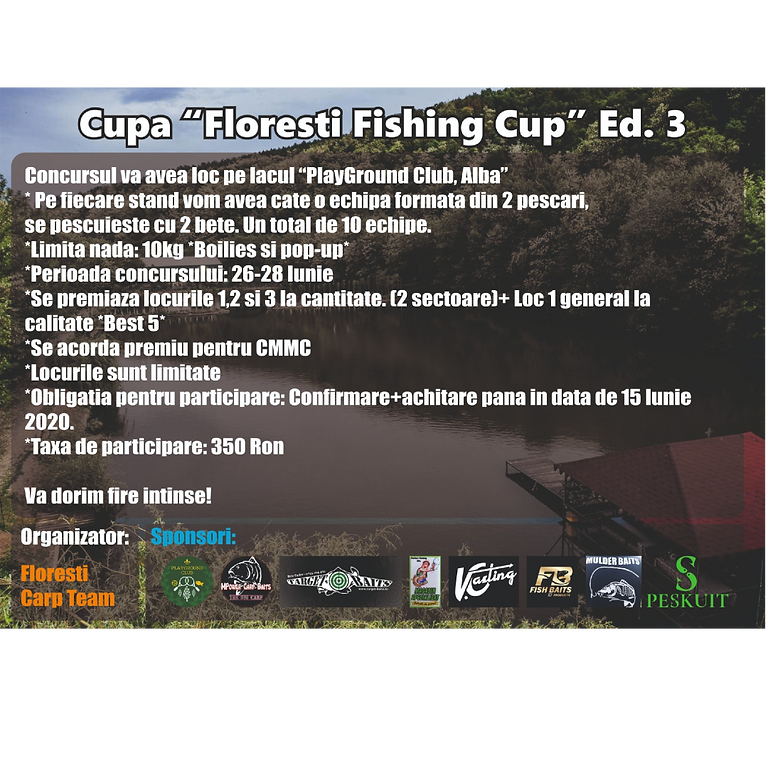 Floresti Fishing Cup