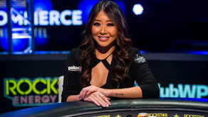 Девушки-покеристки: Мария Хо.