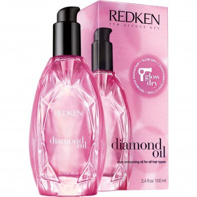 Redken Glow Dry Diamond Oil