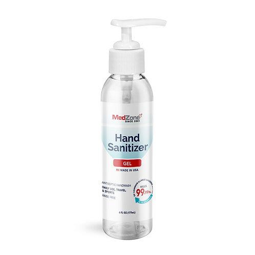 MedZone Hand Sanitizer Gel with Pump