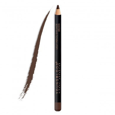 Youngblood Eyes: Eyeliner Pencil - Legit in Brown