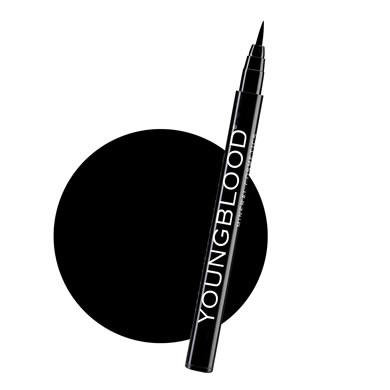 Youngblood Eyes: Eye-Amazing Liquid Liner Pen - Noir