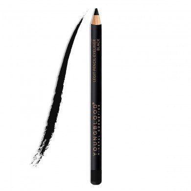 Youngblood Eyes: Eyeliner Pencil - Legit in Black