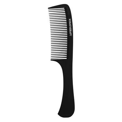 Keratherapy KERATOOLS: Carbon Wide Tooth Comb - Black