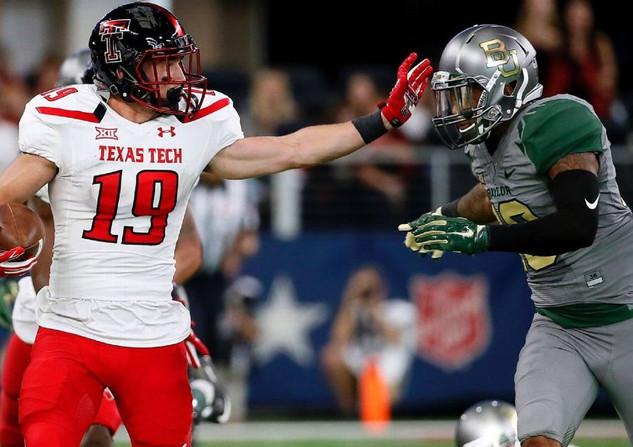 Zach Austin Texas Tech