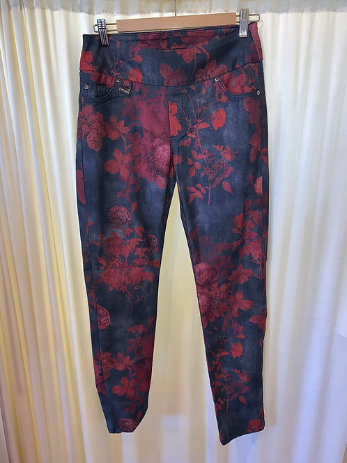 Lisette Flower Stretch Jean