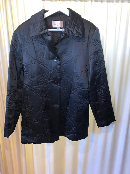 Black Denise Hajjar Original Jacket