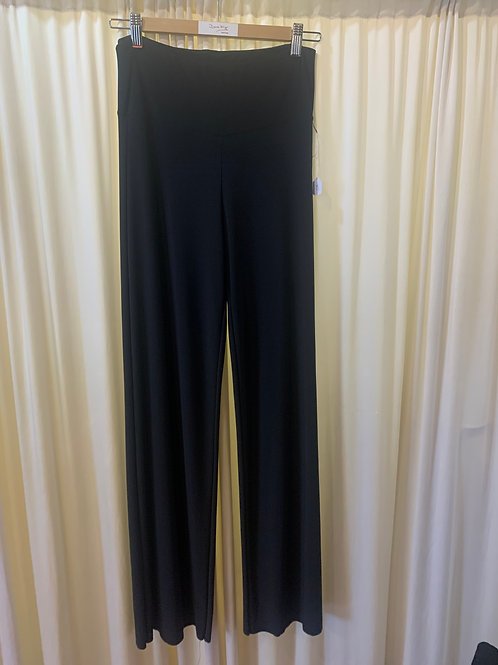 Black Jersey Pant