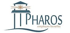 Pharos white and blue logo.png
