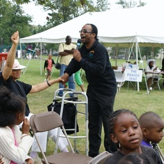 FellowshipWorld Outdoor Worship