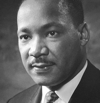 Happy Birthday Rev. Martin Luther King, Jr.