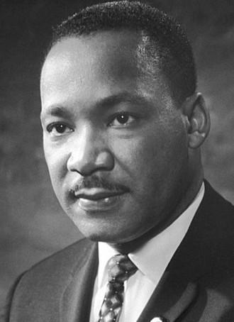 Happy Birthday Rev. Martin Luther King, Jr.