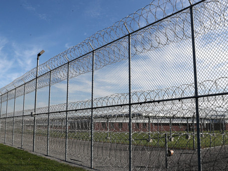State Corrections suspends prison visit