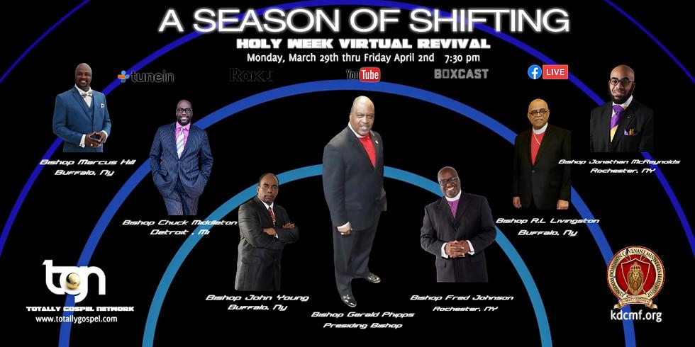 KDCFM Holy Week Virtual Revival