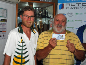 Peter Hogan wins Tuross par golf competition