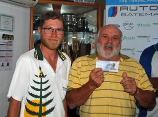 Peter Hogan wins Tuross par golf competition