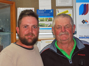 Close Tuross stableford competition