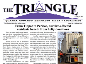 July Triangle – out NOW