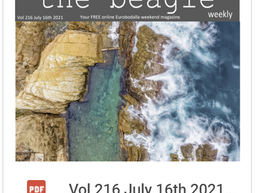 Beagle Weekender of July 16th 2021 OUT NOW