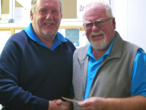 Colin Houghton wins Tuross Head stableford event
