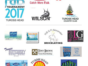 Tuross Head Flathead & Bream Tournament - 10th March