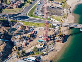 Batemans Bay Bridge update