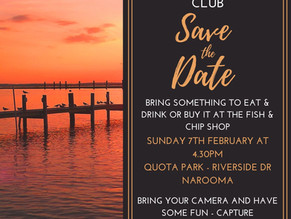 Narooma Camera Club news