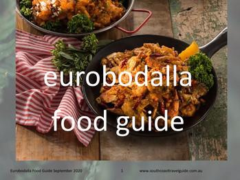 The Eurobodalla Food Guide