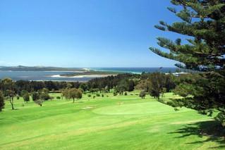 Ross Davidson Romps Home At Tuross Head Vets Golf