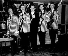 The Kingsmen, The Kinks and trombones