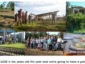 SAGE celebrates 10 years of growth