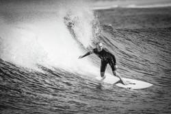 Merrick Bailey -Surfing Broulee
