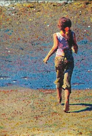 Moruya artist wins Basil Sellers People's Choice Award
