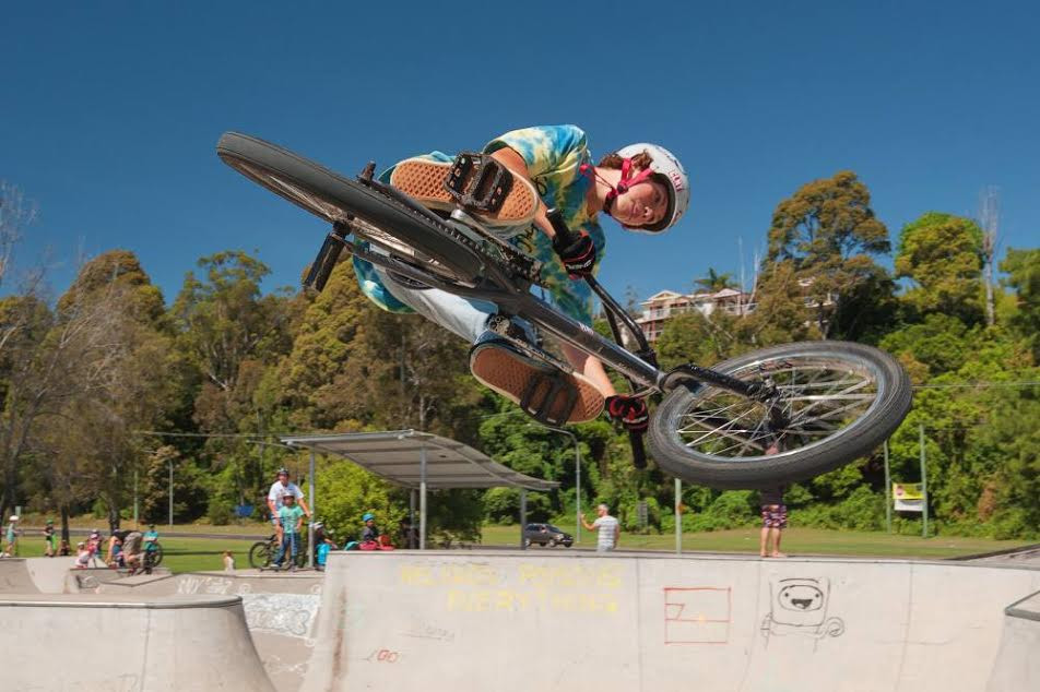 The first in a series of free skate and BMX events will be held on Sunday at Batemans Bay skate park.