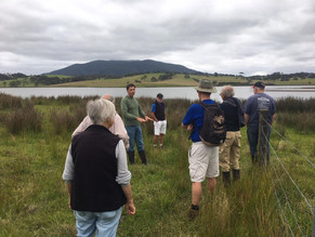 Land Care Group engages community in local environment issues