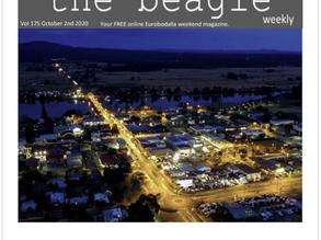 Beagle Weekender of October 2nd 2020
