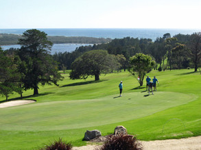 Tuross Head golfers enjoy relaxed golf rules