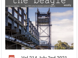 Beagle Weekender of July 2nd 2021 OUT NOW