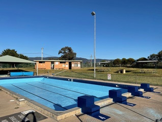 Bega Outdoor pools ready to open