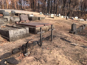 Nelligen's historic cemetery earmarked for repair