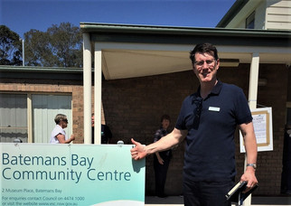 Will Council vote to reclassify the Batemans Bay Community Centre to block any future sale