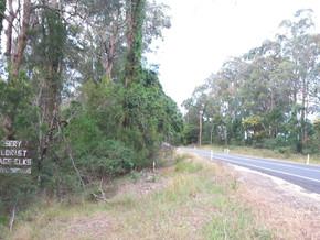 Delays on Princes Highway near Trunketabella Thurs 3rd Jan