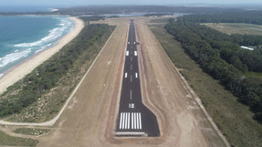 Moruya Airport receives $300,000 for taxiway improvements