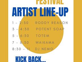 JJ's at The Marina presents: May Day Music Festival May 1st