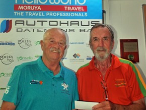 Ron Rogers wins Tuross stableford competition