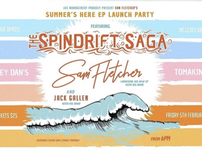 Summer's Here launch Feb 5th